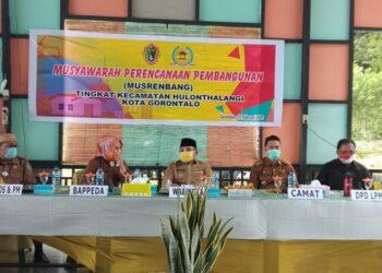 Wali Kota Gorontalo Minta Kegiatan Musrenbang Bukan Sekedar Formalitas