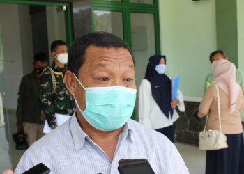 Asisten satu Pemkab Gorontalo, Asri Tuna. (Foto : Istimewa).