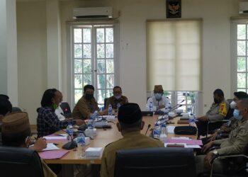 Plh. Bupati Bonebol Gelar Rapat Koordinasi bersama Forkopimda (Foto Istimewa)