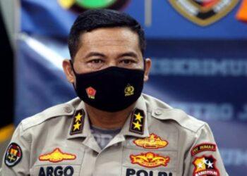 Kadiv Humas Polri Irjen Raden Prabowo Argo Yuwono. (foto : jppn)