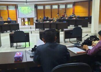 Komisi II DPRD Provinsi Gorontalo evaluasi program Dinas Kelautan dan Perikanan