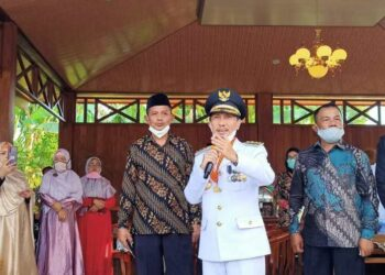 Sudah Dilantik jadi Bupati Gorontalo, Neslon Minta Tidak ada Lagi Perbedaan