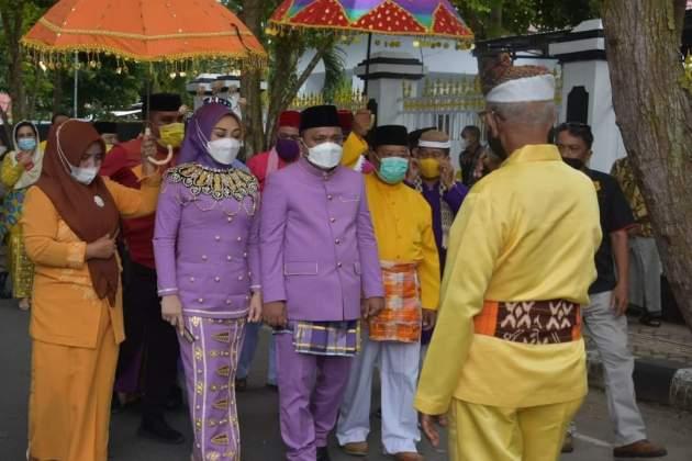 Jadi Wakil Bupati Gorontalo, Hendra Hemeto minta Dukungan dari Seluruh Pihak