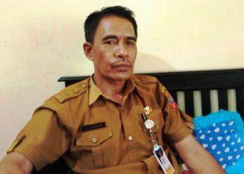 Kepala Bagian Perekonomian dan SDA Setda Gorontalo Utara, Ahyun Blongkod.