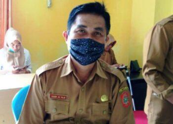 Kabag Kesra Setda Gorontalo Utara, Ajuba Thalib.