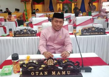 Anggota DPRD Kabupaten Pohuwato, Otan Mamu. (Foto : Istimewa).
