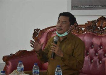 Ketua Relawan TIK Indonesia, Provinsi Gorontalo, Haris Suparto Tome. (Foto : Istimewa).