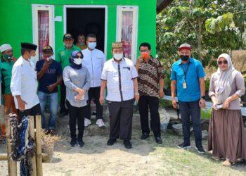 Kunjungan Anggota Reses Dapil Gorontalo B  ke Desa Sidomukti (Foto:Istimewa)