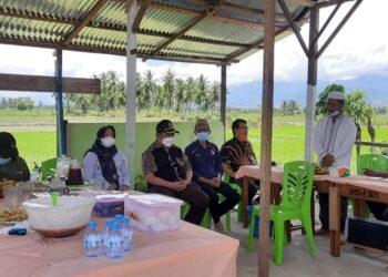 Kunjungan Tim Reses Dapil Gorontalo B ke Pesantren Jabal Rahma (Foto : Istimewa)