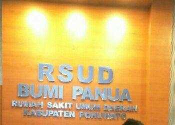 Rumah Sakit Bumi Panua (RSBP) Pohuwato. (Foto : istimewa).