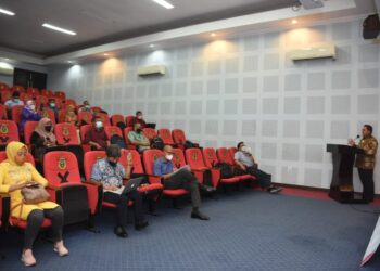 Sambutan Wali Kota Workshop Pemajuan Kebudayaan Kerjasama Pemerintahan Kota Gorontalo dan Program Studi S3 Antropologi.