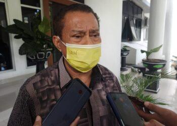 Paris Jusuf Mendukung Program yang Dijalankan oleh Kabupaten Gorontalo