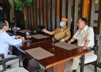 Wagub Perjuangkan Keluhan Petani Gorontalo ke Sesditjen PSP Kementan