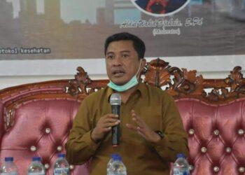 Kepala Dinas Kominfo Kabupaten Gorontalo, Haris Suparto Tome. (Foto : Istimewa).