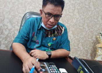 Kadis Pendidikan Kabupaten Gorontalo, Zubair Pomalingo. (Foto : Istimewa).