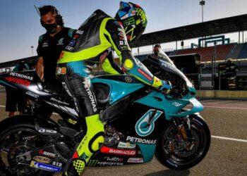 Pembalap Yamaha, Valentino Rossi (Foto: Instagram @sepangracingteam)