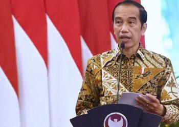 Foto: Presiden Joko Widodo (Biro Pers Sekretariat Presiden/Rusman).
