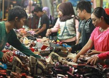 Pasar Senggol, fto.istimewa