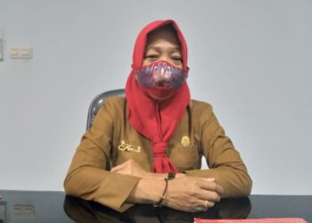 Kepala DKP Boalemo, Ir. Asra Umar Murad. (Foto : Prosesnews.id)