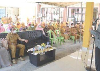 Dinas Pertanian Provinsi Gorontalo menggelar kegiatan Halal Bi Halal lingkup Dinas Pertanian Provinsi Gorontalo.