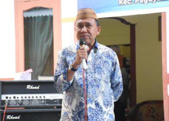 Plt Bupati Kabupaten Boalemo, Ir. Anas Jusuf, M.Si. (Foto : Humas).