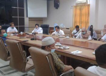 Wabup Suharsi menghadiri kegiatan Verifikasi tahap III penilaian PPD Tingkat Kabupaten (foto : Humas)