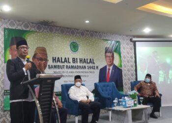 Sambutan Ketua MUI Provinsi Gorontalo