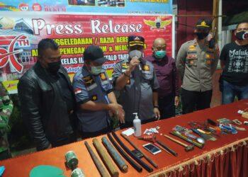 Hindari Konflik saat Ramadan, Petugas Geledah Lapas Gorontalo