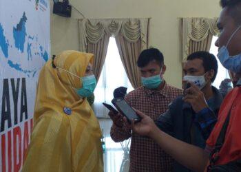 Rahayu Tulen, selaku Kepala Bidang Pencegahan dan Pengendalian Penyakit (P2P) Dinkes Bonebol