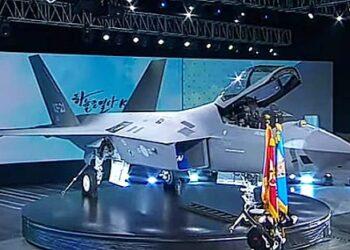 Jet tempur KF-X/IF-X