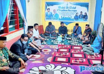 Halal Bihalal dan Silaturahmi Akbar Alumni PC PMII Kabupaten Gorontalo (Foto Istimewa)