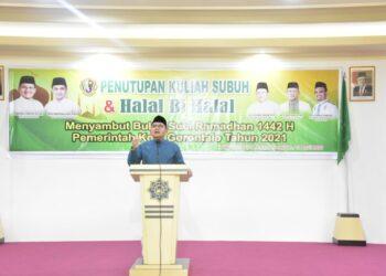 Marten Taha: Muhammadiyah Berdedikasi Dalam Perjuangan Bangsa