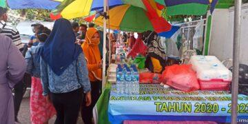 Suasana di sekitar Tower Pakaya. (Foto : Istimewa)