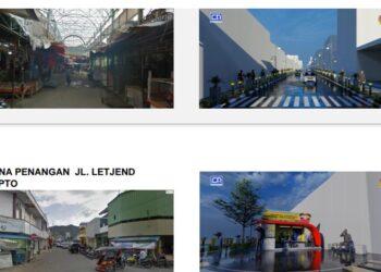 Wajah baru Kota Gorontalo