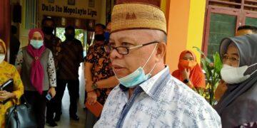 Ketua Komisi IV Deprov Gorontalo, Hamid Kuna