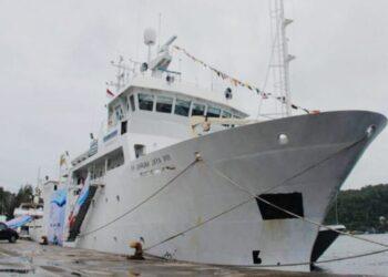Ilustrasi. Kapal Riset Baruna Jaya VIII, akan melakukan Ekspedisi Indonesia Timur 2021.