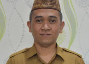 Kepala Bagian Kesra Setda Boalemo, Suleman Mutadji. (Foto : Humas)