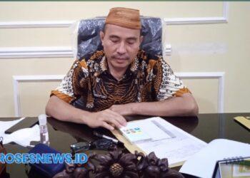 Kepala Dinas Pendidikan Gorontalo Utara, Irwan Usman (Foto Istimewa).