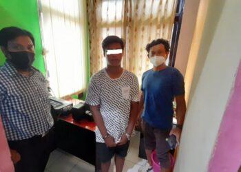 Pelaku tersebut adalah RA (16) warga Desa Lombongo, Kecamatan Suwawa Tengah