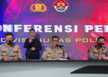 Kadiv Humas Kepolisian RI, Irjen Argo Yuwono. (Foto : Istimewa)