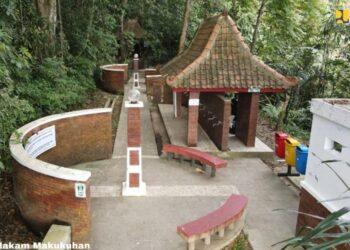 Ilustrasi Kementerian PUPR merevitalisasi empat destinasi wisata di Temanggung; Sirkuit Kedungrejo, Sendang Sengon, Tuk Mulyo dan Makan Makukuhan (Dok. Kementerian PUPR)