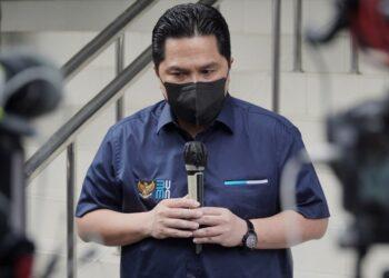 Erick Thohir (Foto: Humas Kementerian BUMN).