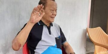 Yos Wartabone Putra Pahlawan Nasional Gorontalo Tutup Usia