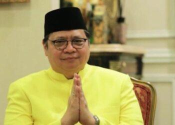 Ketua Umum DPP Partai Golkar Airlangga Hartarto