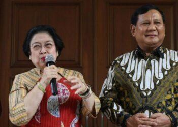 Prabowo dan Megawati/foto Liputan6.com