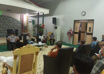 Jajaran Pemkab Gorontalo, membahas pelaksanaan Pasar. (Foto : Istimewa)