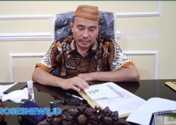 Kepala Dinas Pendidikan Gorontalo Utara, Irwan A. Usman. (Foto : Istimewa)
