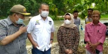Ketua Komisi III Dewan Perwakilayan Rakyat Daerah (DPRD) Provinsi Gorontalo Thomas Mopili