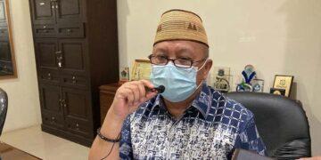 Ketua Komisi IV DPRD Provinsi Gorontalo Hamid Kuna.