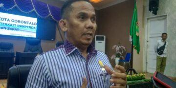 Wakil Ketua Komisi A Darmawan Duming